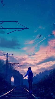 Anime Backgrounds Wallpapers, Anime Scenery Wallpaper, Animes Wallpapers, Cute Wallpapers, Aesthetic Art, Aesthetic Anime, Anime Art Girl, Manga Art, Wallpaper Animes