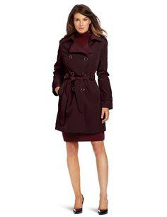 Fashionable ladies raincoats