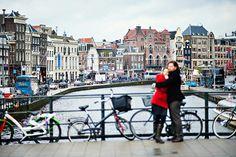 Engagement Shooting in Amsterdam Sophie plus Rene von Samo Rovan