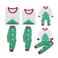 825d89c4c6 Cathery - Christmas Parent-Child Xmas Homewear Home Sleepwear Pjs Set Xmas  Snata Pajama Matching Nightwear - Walmart.com