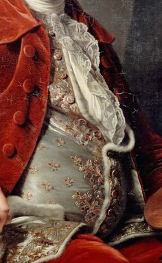 Well dressed Paunch! The painter Charles Amédée Philippe Van Loo (25 August 1719 – 15 November 1795), 1785, by Adélaïde Labille-Guiard. He was the author of the only known real-life portrait of the Marquis de Sade.