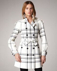 Warm trenchcoat needed for spring!