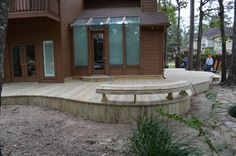 Houston Deck and Shade