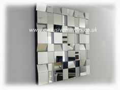 Large Multi Faceted Mirror 100 cm [EE017] - �202.98 - Mirrors for Every Interior from Exclusive Mirrors