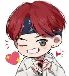 - ̗̀ Pinterest: Hye Yeon 『Save = Follow』 #Hye Bts Chibi, Cute Anime Chibi, Taehyung Fanart, Vkook Fanart, Kpop Drawings, Kawaii Drawings, Cute Cartoon Wallpapers, Animes Wallpapers, Les Aliens