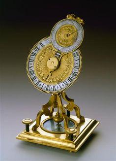 Equatorial Sundial Löser, Hans (1704-1763)