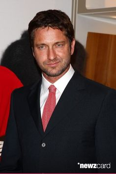 Actor Gerard Butler attends a cocktail reception at Salvatore Ferragamo on June 3, 2009 in New York City. (Photo by Andrew H. Walker/Getty Images)