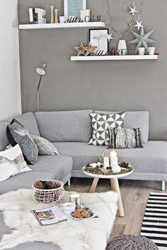 Mur gris