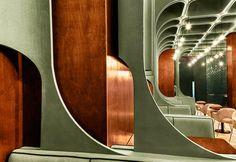 Il nuovo Times Square Diner di New York - Elle Decor Italia