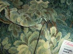 scalamandre Marly cut and uncut velvet fabric