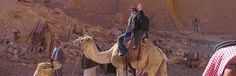 If you've never ridden a camel, you have to try it!  It's amazing :-)