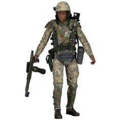NECA Aliens Series 9 Private Ricco Frost Action Figure - Radar Toys  - 1