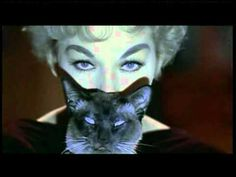 "Kim Novak's Bewitching Tune from ""Bell, Book & Candle"" (1958)."