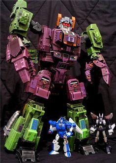 Scorponok Transformers G1 Masterpiece Custom