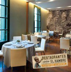 Hasta el 15 de noviembre todos los restaurantes de @Eboca_restaurantsparticipan con Acción contra el Hambre en la campaña solidaria #RestaurantesContraelHambre. Nos ayudas a ayudar?