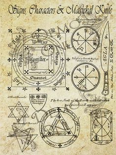 page art plate 15 Halloween Spell Book, Halloween Spells, Halloween Forum, Wicca Witchcraft, Magick, Esoteric Symbols, Grimoire Book, Witch Spell, Demonology
