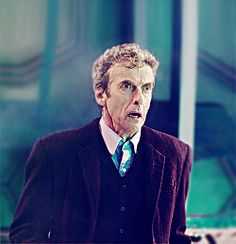 """""""Do you know how to fly this thing?"""" -Twelfth Doctor"""