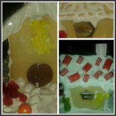 Casa de galleta #casahanselygretel #galletasgenjibre #navidadeperfecta #dulcesquemolan