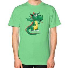 Draco Unisex T-Shirt (on man)