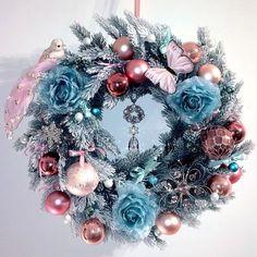 CHRISTMAS INDOOR WREATH BRUGGE
