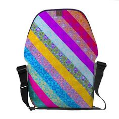 Lollypop - Colourful Bag