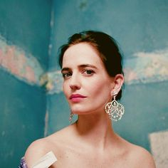 Eva Green for The Violet Book Fall Issue [fall 2016]
