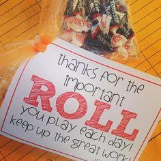 You're ApHERSHEYated Candy Bar Wrapper Teacher Thank