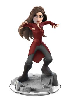 ArtStation - Scarlet Witch Disney Infinity Style, Anthony Expert