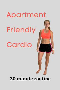 30 minutes of nonstop cardio! No jumping and no equipment needed. A huge calorie burner! #fitnessmotivation #cardio #workoutathome #aerobic #momfitness #noequipmentworkout #healthylifestyle #womenempowerment #womenshealth Cardio At Home, At Home Workouts, Fitness Tips, Fitness Motivation, Aerobics, Weight Training, No Equipment Workout, Strength Training, Workout Videos