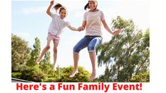 Did you know that having a Trampoline can be fun for all ages? Besides there are many health benefits when using a trampoline; besides having fun!