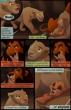 Look how different each half-siblings were in regards to their reactions to Mheetu! Next Page: Prev. Scar's Reign: Chapter Page 9 Lion King Story, Lion King Fan Art, Lion King 2, Disney Lion King, King Art, Poker Face, Disney And Dreamworks, Disney Pixar, The Heir