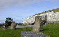 Newgrange...this site is older than the pyramids people!! Really want to see this place