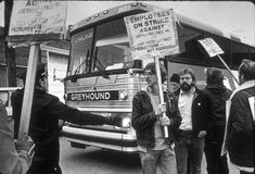 Today in Labor History - March 2nd -- Congress abolished the African slave trade, Congress granted postal workers an eight-hour work day, 6,000 Greyhound bus drivers went on strike and more