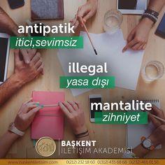 Turkce kelimeler