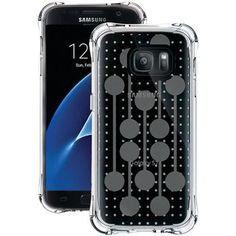 Ballistic Samsung Galaxy S 7 Jewel Mirage Case (translucent Clear And Silver Retro)