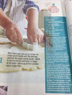 No fail sugar cookie dough