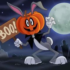 #BugsBunny #Halloween #Puzzle is a #free #online #jigsaw puzzle #game. Drag the pieces into right position using mouse.