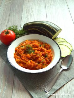 My simple kitchen: Bigos z cukinii