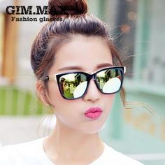 Buy 'GIMMAX Glasses – Mirrored Sunglasses' with Free International Shipping at YesStyle.com. Browse and shop for thousands of Asian fashion items from China and more!