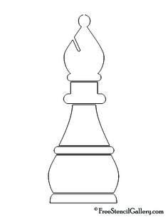 bishop chess piece tattoo - Google Search