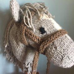 Hobby Horse for Little Knights Knitting pattern by Aurelie Colas | Knitting Patterns | LoveKnitting