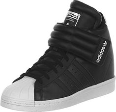 separation shoes f624a 7a018 Adidas Womens Superstar UP Strap W BLACKWHITE 7 US     Check this awesome  product