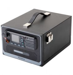 Power supply of base station cabinet - mobile radio not included