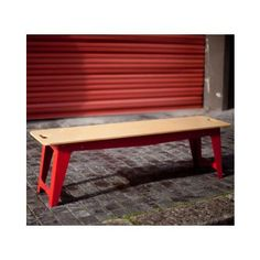 Jared Odell Fulbrite Bench