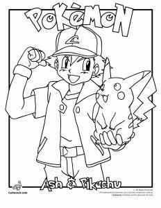 Pokemon Coloring Pages Ash Pokemon Coloring Pages Ash pokemon coloring pages ash ash and pikachu coloring pages for kids and for adults. pokemon coloring pages ash pokemon coloring p Pokemon Coloring Pages, Coloring Book Pages, Printable Coloring Pages, Pixel Art Lapin, Pokemon Torte, Pokemon Craft, Pokemon Birthday, 7th Birthday, Birthday Ideas
