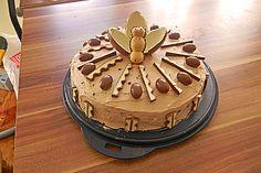 Überraschungsei - Torte lecker und leicht, ein leckeres Rezept aus der Kategorie Torten. Bewertungen: 75. Durchschnitt: Ø 4,4.