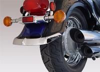 National Cycle Rear Fender TIP CHR for Kawasaki Vulcan 2000