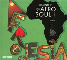 Afrodesia - The Afro-Soultet