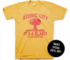 Atomic City T-Shirt