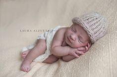 """Antes e depois do nascimento: do ensaio gestante às fotos """"newborn""""."""